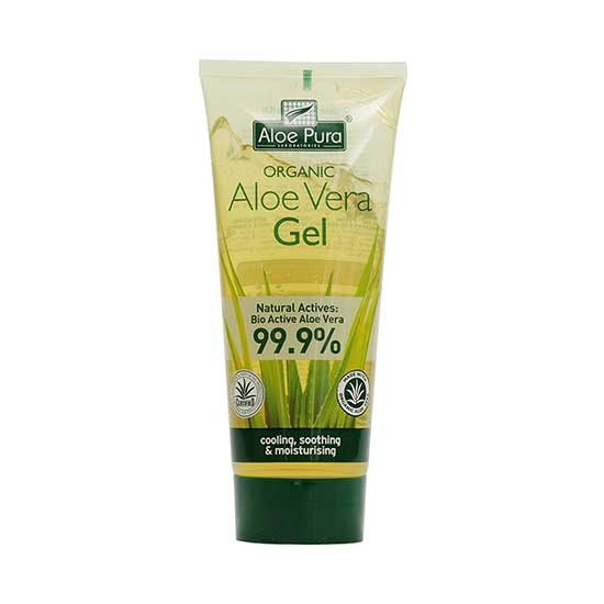 Optima Organic Aloe Vera Gel 200ml