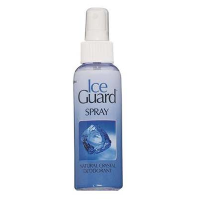 Optima Ice Guard Natural Crystal Spray Deodorant 100ml