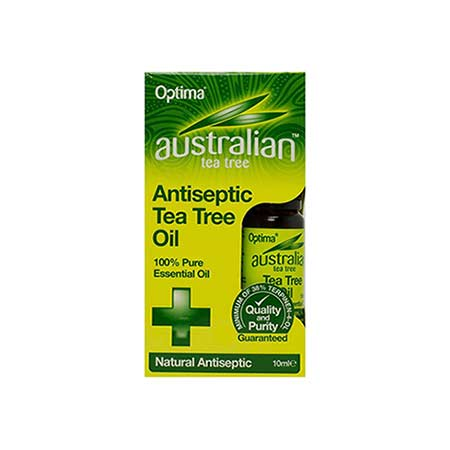Optima Australian Antiseptic Tea Tree Oil, 10ml