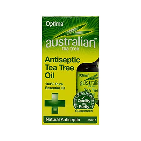 Optima Australian Antiseptic Tea Tree Oil, 25ml