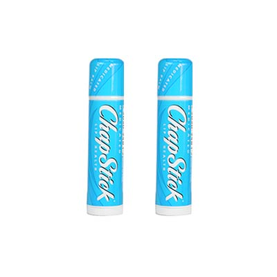 Chapstick Medicated Lip Balm for Lip Health σε Stick 4gr 2τεμ.