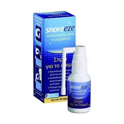 Snoreeze Spray για το Λαιμό 23.5ml