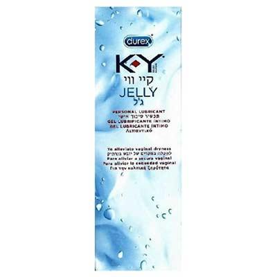 Durex KY Jelly Personal Lubricant Λιπαντικό Gel Αντικατάστασης της φυσικής υγρασίας του κόλπου 75ml
