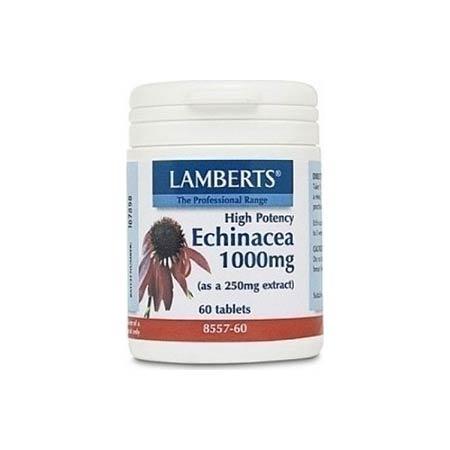 Lamberts Echinacea 1000mg 60 tabs