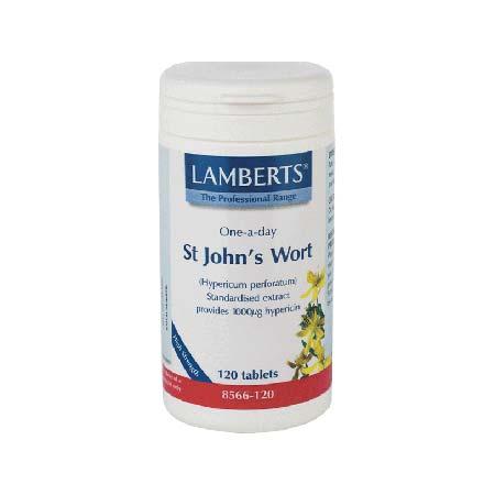 Lamberts St. Johns Wort 120 tabs