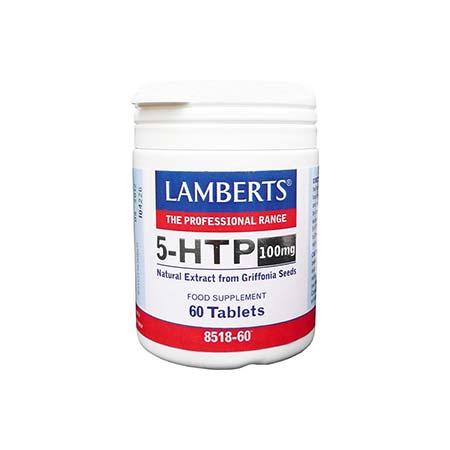 Lamberts 5-HTP 60 tabs