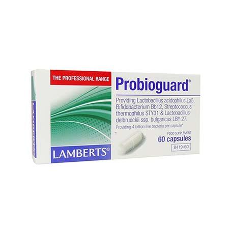 Lamberts Probioguard 60caps