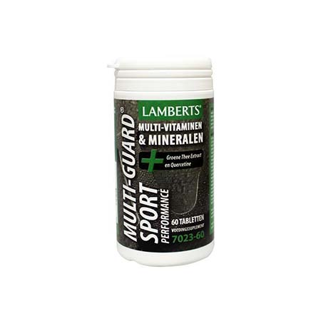 Lamberts Multi Guard Sport Performance 60 tabs