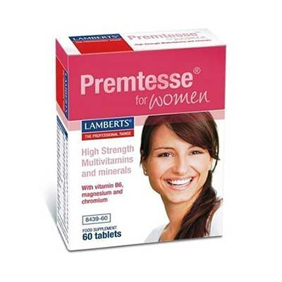 Lamberts Premtesse for Women 60tabs