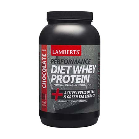 Lamberts Performance DIET Whey Protein Σοκολάτα 1000gr