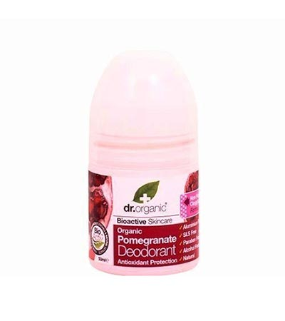 Dr Organic Pomegranate Deodorant 50ml