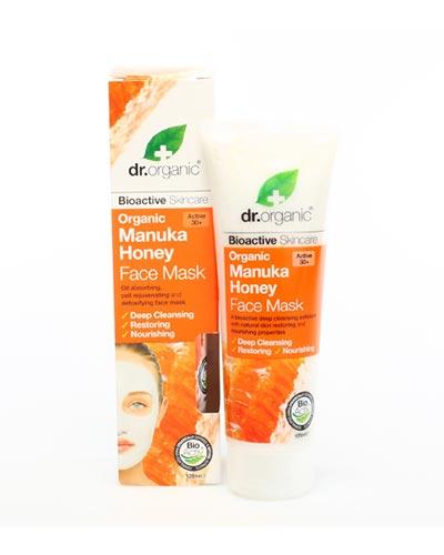 Dr Organic Manuka Honey Face Mask 125ml