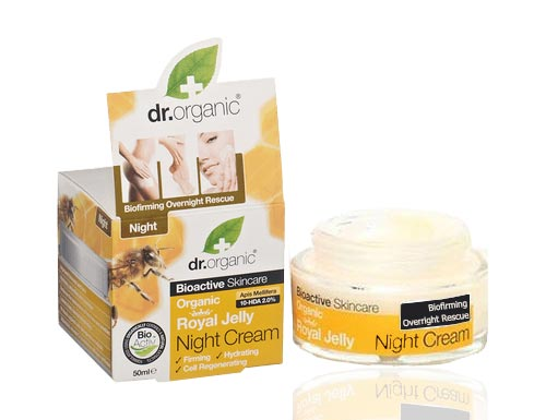 Dr Organic Royal Jelly Night Cream 50ml