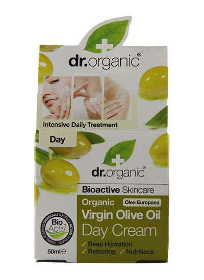 Dr Organic Olive Oil Day Cream 50ml