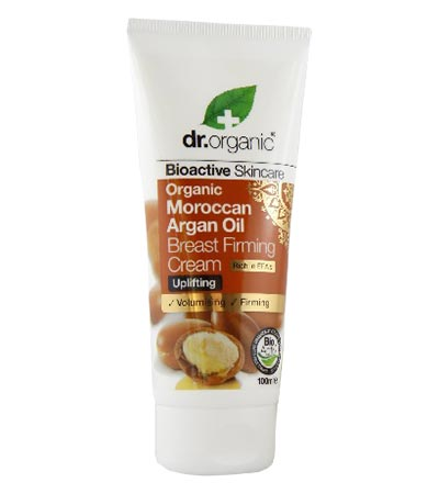 Dr Organic Argan Oil Breast Firming Cream 100ml