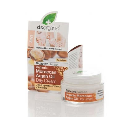 Dr Organic Argan Oil Day Cream 50ml