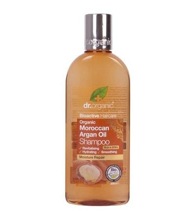 Dr Organic Argan Oil Shampoo 265ml