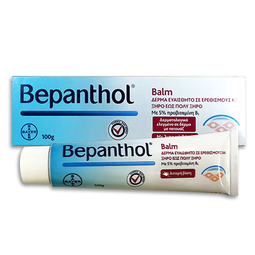 Bepanthol ΑΛΟΙΦΗ για δερματικούς ερεθισμούς, 100g
