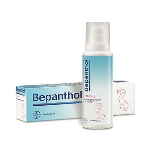 Bepanthol Mammy Κρέμα Προστασίας από τις Ραγάδες 150ml