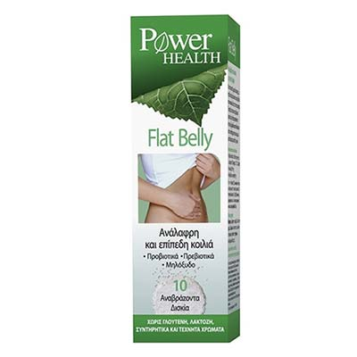 Power Health Flat Belly 10 eff. tabs