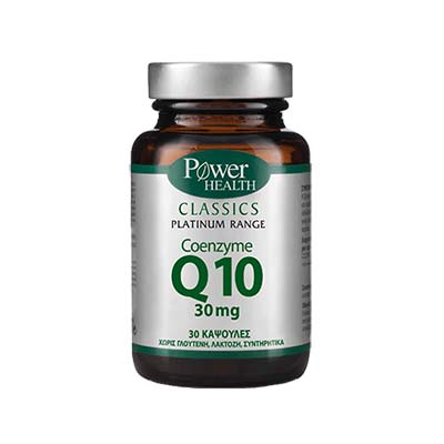Power Health Classics Platinum Coenzyme Q10 30caps