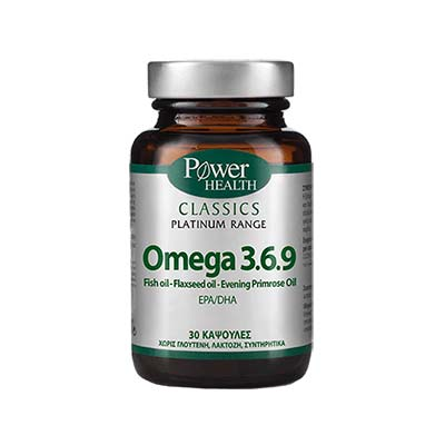Power Health Classics Platinum Omega 3-6-9 30 caps
