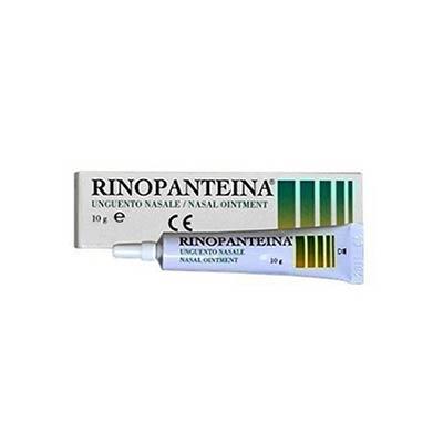 Rinopanteina Ρινική Αλοιφή, 10gr