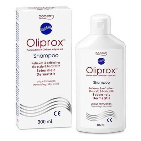 Oliprox Σαμπουάν κατά της σμηγματορροϊκής δερματίτιδας 300ml