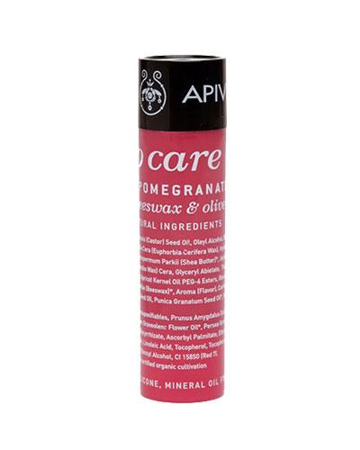 Apivita Lip care with Pomegranate με κερί μελισσών & λάδι ελιάς 4.4g