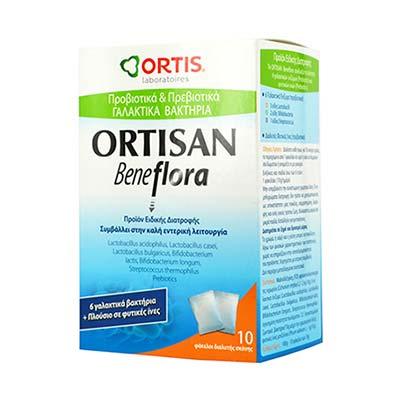 Ortis Ortisan Beneflora 10 Φακελάκια x 10gr