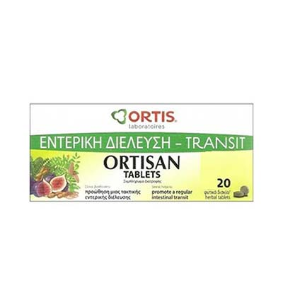 Ortisan 20tabs