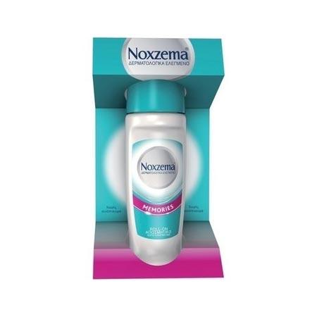 Noxzema Memories Roll On Με απαλό άρωμα λουλουδιών 50ml