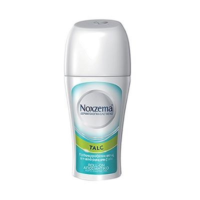 Noxzema Talc Roll-on Αποσμητικό με άρωμα Talc 50ml