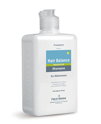 FREZYDERM HAIR BALANCE SHAMPOO 200ml