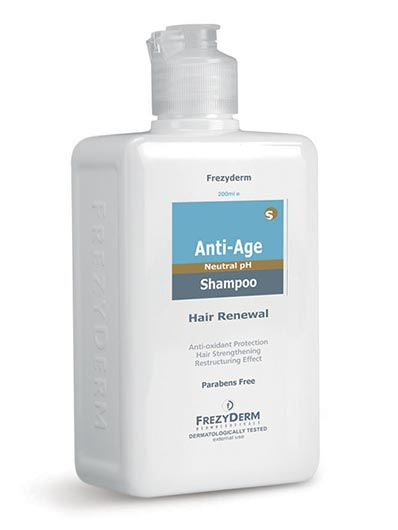 FREZYDERM ANTI-AGE SHAMPOO 200ml