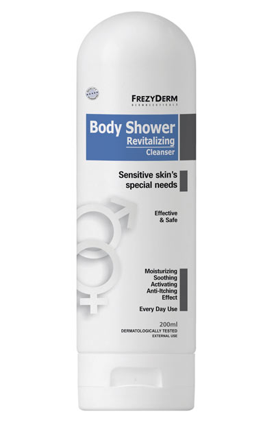 FREZYDERM BODY SHOWER REVITALIZING CLEANSER 200ml