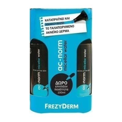 Frezyderm ac-norm Micellar Water 200ml + ΔΩΡΟ Επιπλέον ποσότητα 100ml