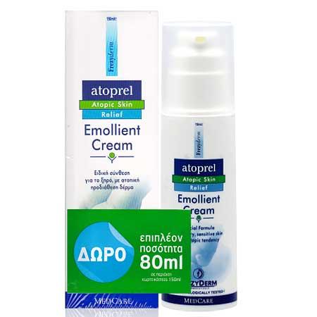 Frezyderm Emollient Cream 150 ml & Δώρο 80ml Έξτρα Προϊόν