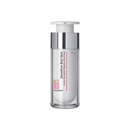 FREZYDERM RED SKIN TINTED CC CREAM SPF30, 30ml