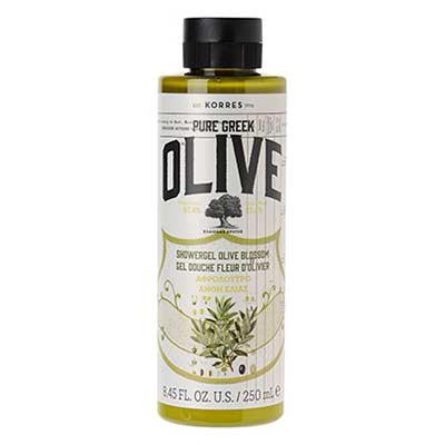 Korres Pure Greek Olive Αφρόλουτρο Άνθη Ελιάς 250ml