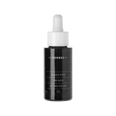 Korres Μαύρη Πεύκη Serum 3D Ανόρθωση Περιγράμματος & Ολική Σύσφιγξη (BLACK PINE SERUM) 30ml