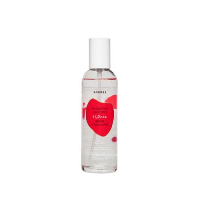 Korres Wild Rose Hydrating Face Mist H2Rose Eνυδατικό Mist Προσώπου 100ml