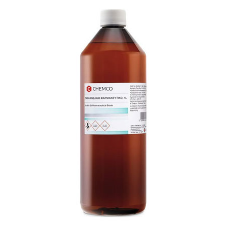 Chemco Parafin Oil Heavy Παραφινέλαιο Βάρυ 1Lt
