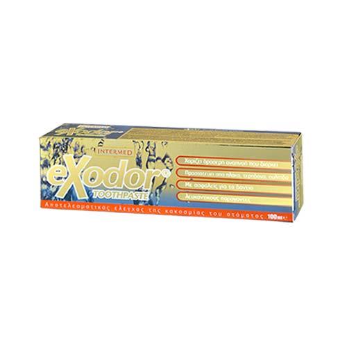 Intermed eXodor toothpaste, 100ml
