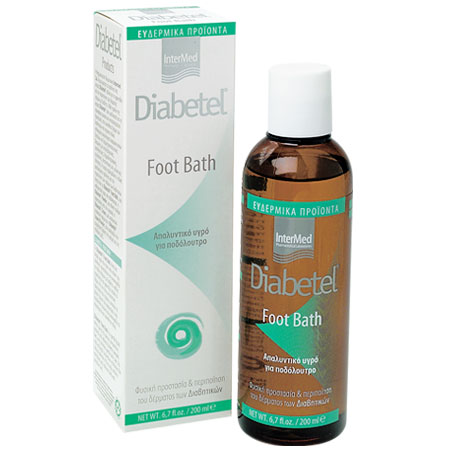 Intermed Diabetel Foot Bath 200ml