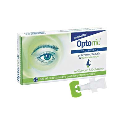 Intermed Optonic 10 Αμπούλες