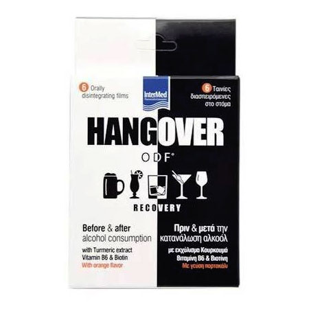 Intermed Hangover ODF Recovery