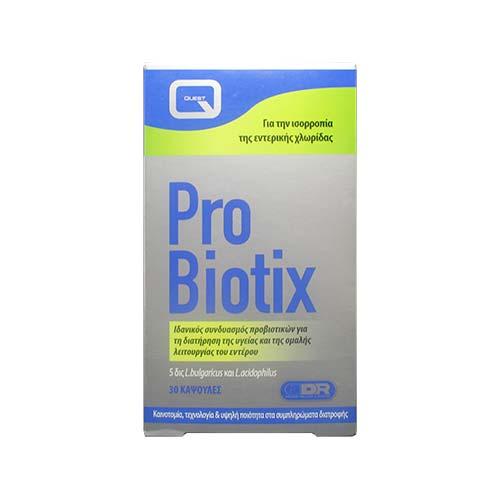 Quest Pro Biotix 30 caps