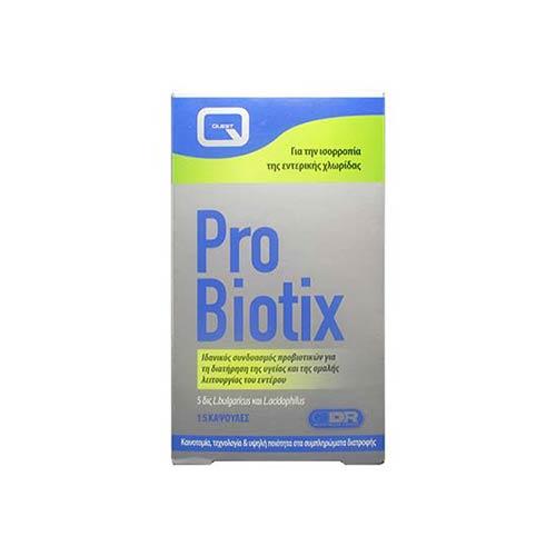 Quest Pro Biotix 15caps