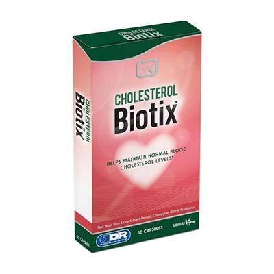 Quest Cholesterol Biotix 30 caps